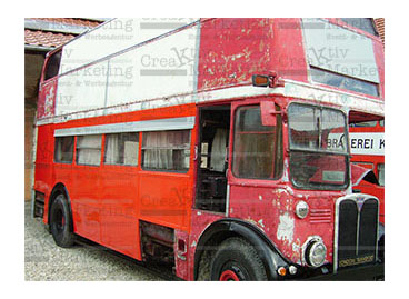Routemaster Restauration